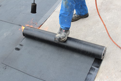 Residential and commercial flat roofs in NC, SC